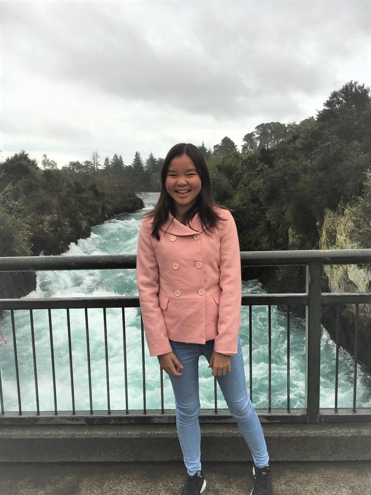 เรียนมัธยมที่ นิวซีแลนด์