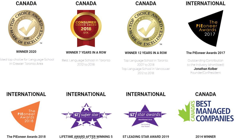 เรียนภาษาที่แคนาดา , เรียนต่อแคนาดา