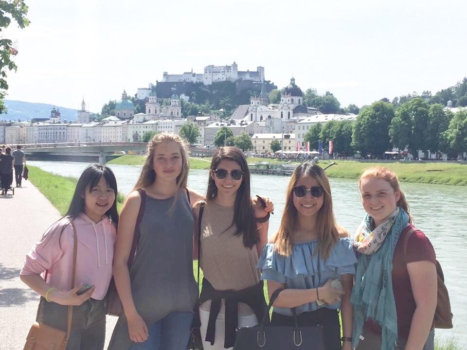 ็นักเรียนแลกเปลี่ยนออสเตรีย, นักเรียนแลกเปลี่ยนยุโรป ,High school exchange Europe
