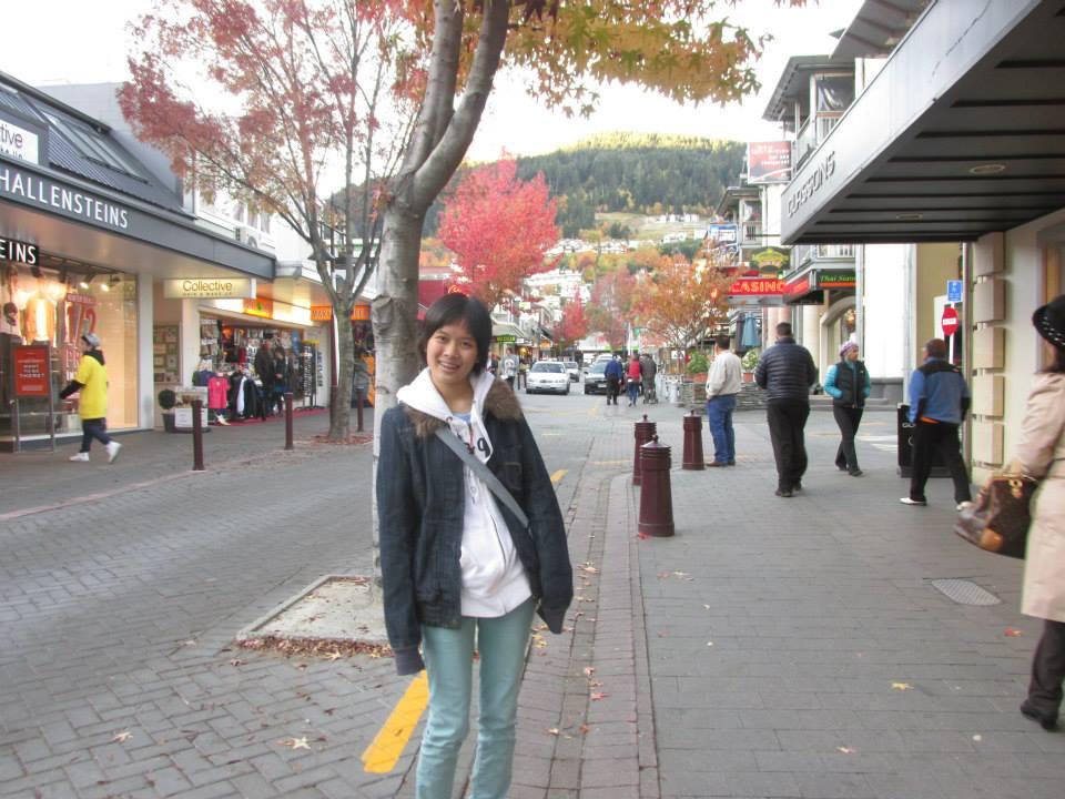 เรียนมัธยมที่นิวซีแลนด์ ,เรียนภาษานิวซีแลนด์