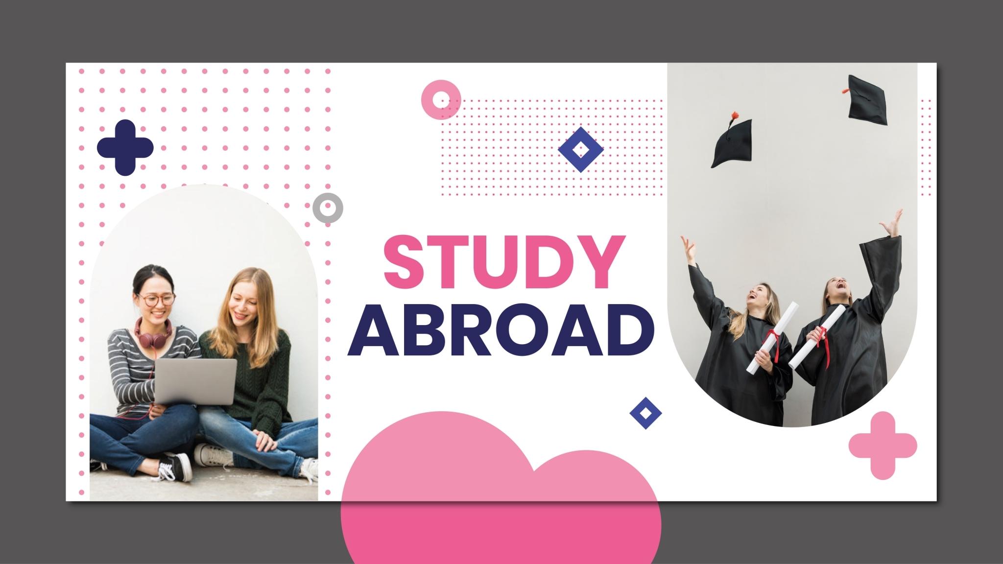 เรียนปริญญาตรีปต่างประเทศ  Bachelor Degree ต่างประเทศ