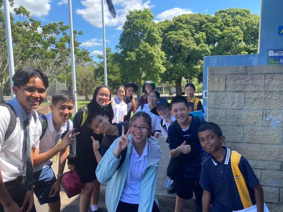 เรียนมัธยมออสเตรเลีย