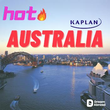 ราคาคอร์สเรียนภาษาออสเตรเลีย ล่าสุด   by Kaplan